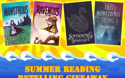 Summer Reading Prize Pack Giveaway
