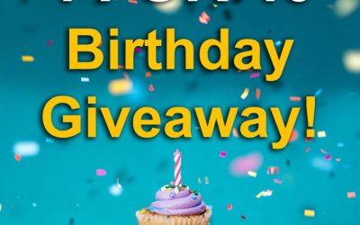 Birthday Bash Giveaway 2020!