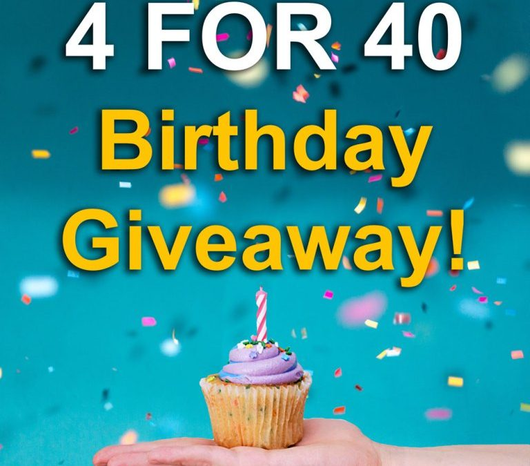 Birthday Bash Giveaway 2020!