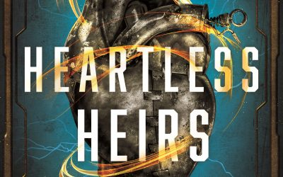 HEARTLESS HEIRS Cover Reveal!!