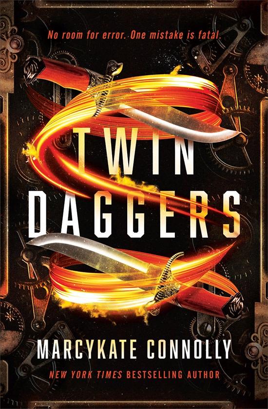 Twin Daggers Cover