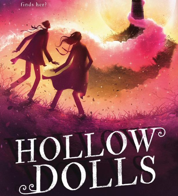 HOLLOW DOLLS Paperback Cover!