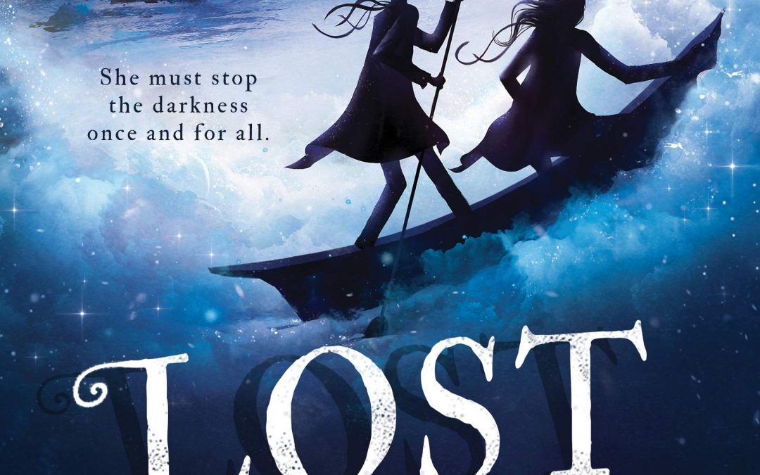 LOST ISLAND Cover Reveal!